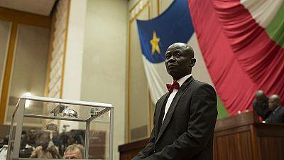 RCA : Abdoul Karim Meckassoua au perchoire