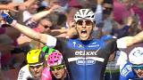 Giro d'Italia: Kittel sprints to second stage win