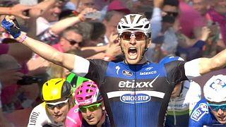 Giro 2016: Kittel domina lo sprint di Nijmegen, Dumoulin resta in rosa