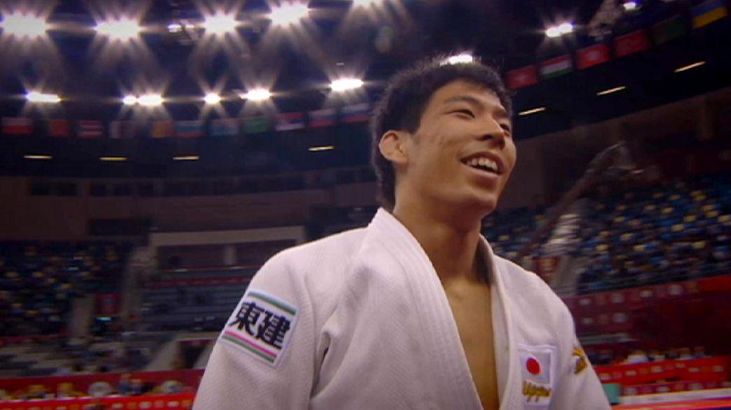 Judo, Grand Slam Baku: Marconcini di bronzo