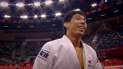 Judo: Carlos Luz termina Grand Slam de Baku em 5º lugar