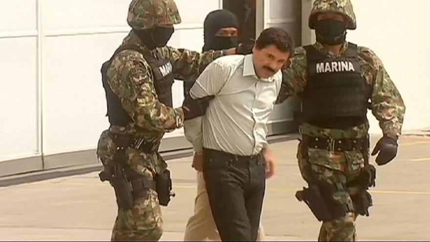 """""""El Chapo"""" mais perto dos EUA"""