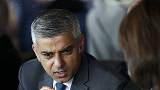 First Muslim mayor of London, Sadiq Khan is sworn-in