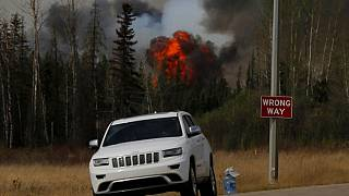 Canada's week-old wildfire could rage on for months