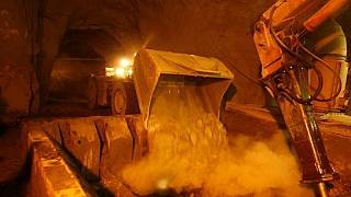 Diamond mining in South Africa becoming more difficult