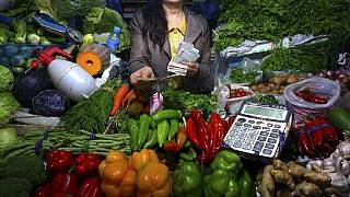 Global food prices rise for third consecutive month