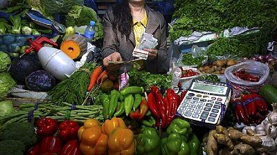 Troisième mois consécutif d'une flambée des prix alimentaires mondiaux