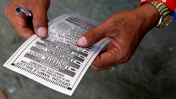 Präsidentschaftswahlen auf den Philippinen