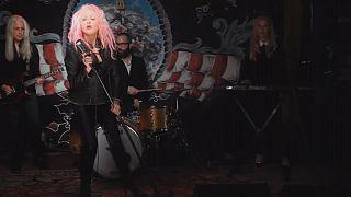 """""""Detour"""": Nouvel album country de Cindy Lauper"""