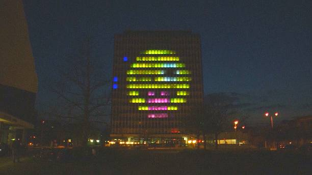 Kiel students take Tetris to a whole new level