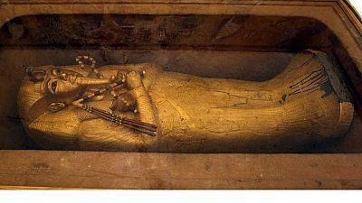 Egypte : mystère sur la tombe de Nefertiti
