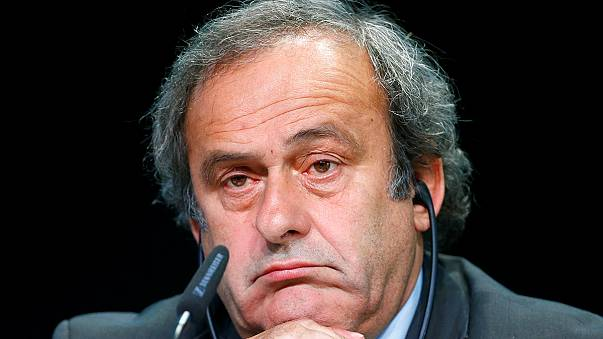 Nem oldották fel, csak csökkentették Platini eltiltását