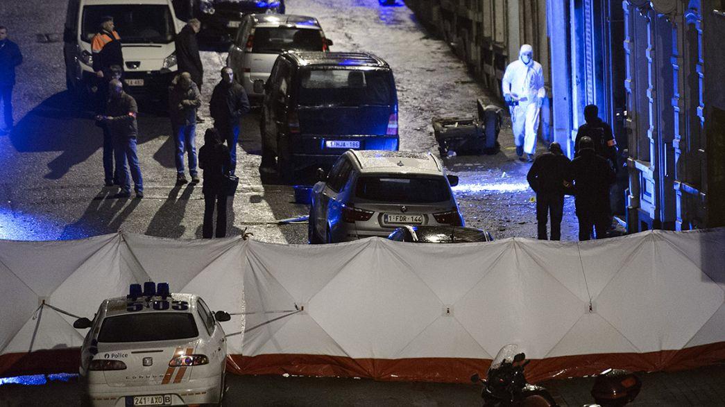 Paris ve Brüksel terör saldırıları zanlıları hakim karşısında