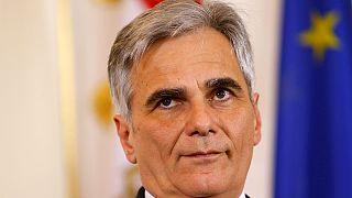 Την παραίτησή του υπέβαλε ο Αυστριακός καγκελάριος Βέρνερ Φάιμαν