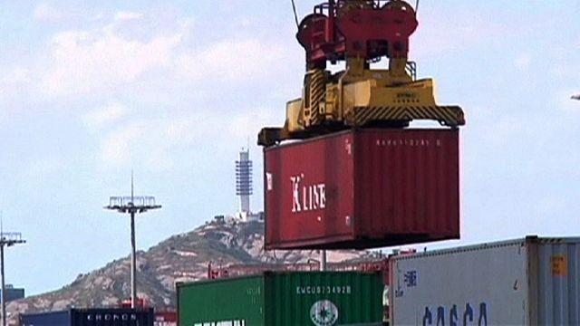 Çin'in dış ticareti geriledi
