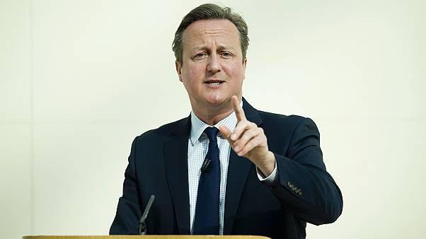 British PM Cameron warns UK exit from Europe could put peace at risk