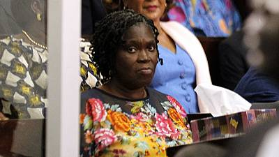Simone Gbagbo's trial resumes in Ivory Coast