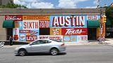Dijital taksi ve özel araç uygulaması Uber ve Lyft Austin'den çıkıyor