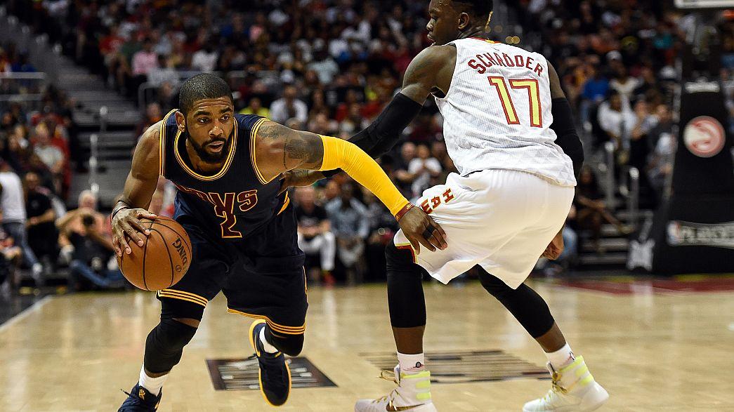 NBA : Cleveland balaie Atlanta