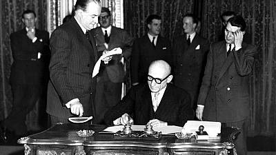 What is Europe Day and is anyone celebrating?
