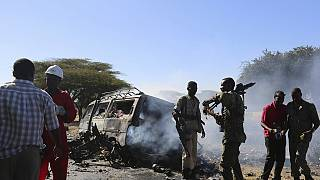 Al Shabab car bomb attack kills 5 policemen in Somalia