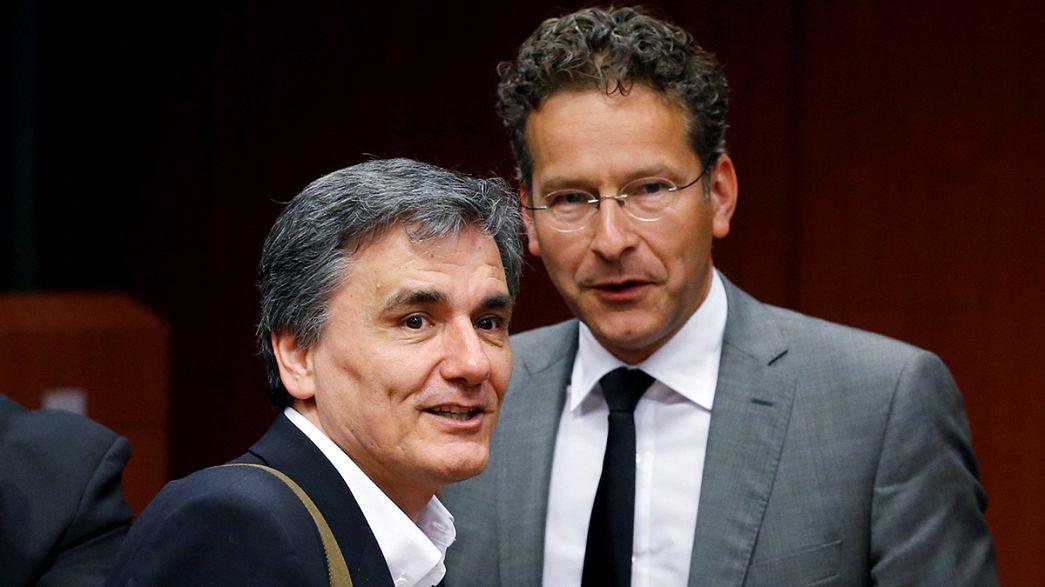 Eurogrupo avalia reformas e alívio da dívida da Grécia