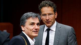 وزراء مالية منطقة اليورو يجتمعون و يقيمون الإصلاحات الإقتصادية التي تتم في اليونان