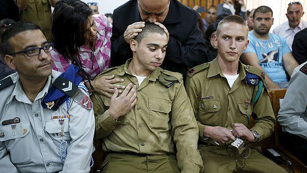 Megkezdődött a sebesült merénylőt kivégző izraeli katona pere