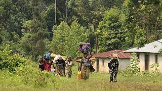 Rwanda landslide kills at least 49, destroys several homes