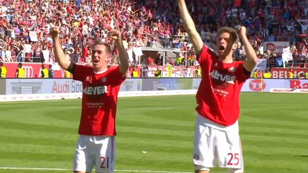 Campioni! Il Bayern si conferma, il PSV Eindhoven sorprende l'Ajax