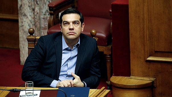 مسألة الديون اليونانية، أبرز الإهتمامات الأوروبية ليوم الإثنين التاسع من أيار مايو 2016