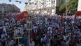 احتفالات في كل من روسيا وأوكرانيا بعيد النصر على النازية أثقلتْ أجواءها أزمة دونباس