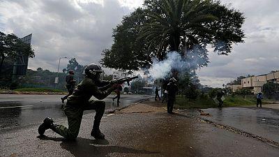 Kenya : des manifestants dispersés par la police