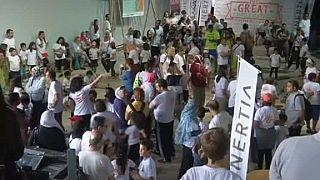 Égypte : un mini-marathon avec pour leçon, la solidarité