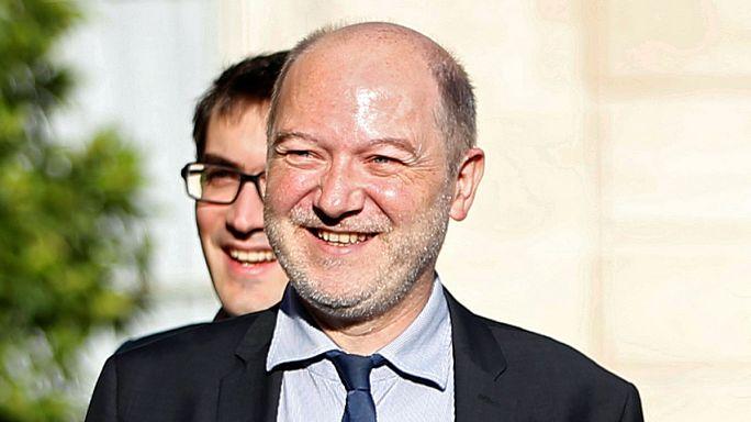 Fransız meclisinde taciz skandalı