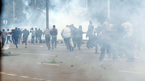اعتراض خیابانی در کنیا علیه کمیته برگزاری انتخابات