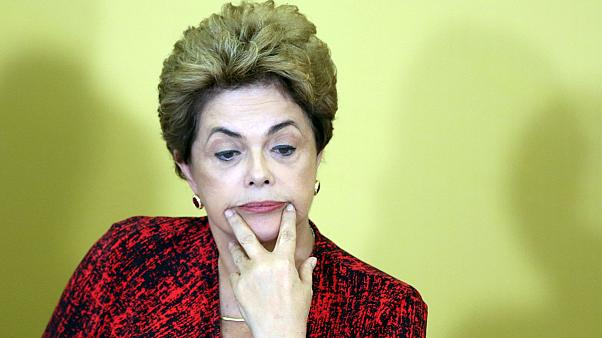 سنای برزیل شادی هواداران دیلما روسف را کوتاه کرد