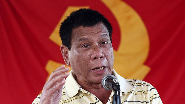 """El """"descuartizador"""" Duterte gana las elecciones presidenciales en Filipinas"""
