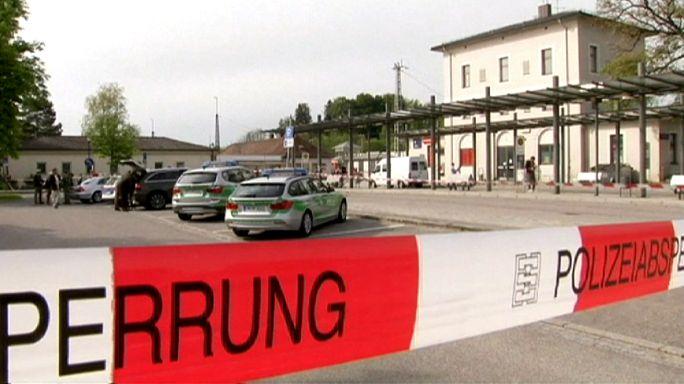 Münih'te bıçaklı saldırı: 1 ölü