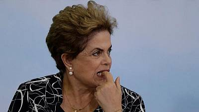 Brazil's Senate to proceed with Rousseff impeachment proceedings