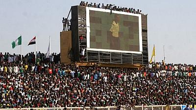 Nigeria fined $5,000 for overcrowded stadium during AFCON qualifier
