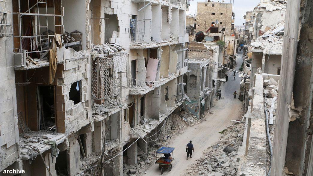 Сирийская армия продлила перемирие в Алеппо еще на двое суток