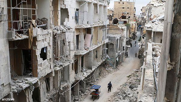 EUA e Rússia de acordo em estender 'calma' de Aleppo em 48 horas