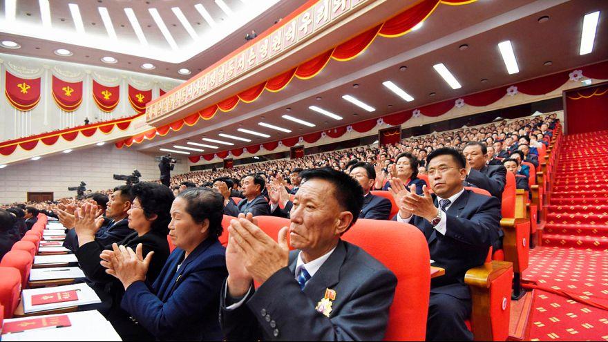 Arbeiterpartei in Nordkorea überglücklich - Kim Jong Un endlich Parteivorsitzender