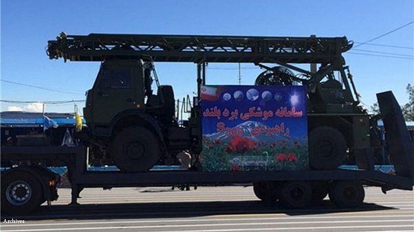 پدافند هوایی ایران به سامانه اس۳۰۰ مجهز شد