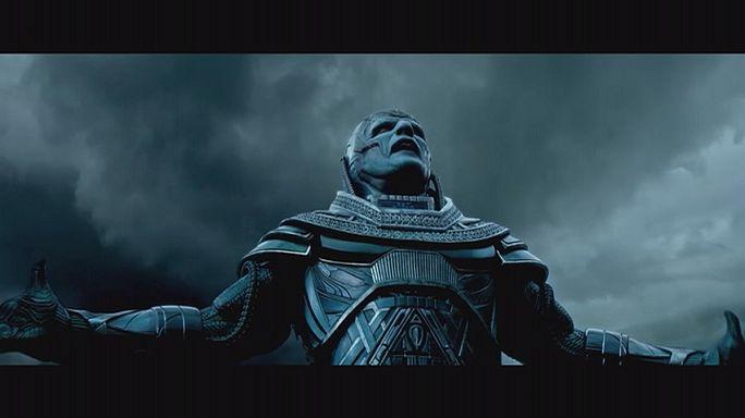 X-Men: Apocalypse filminin galası Londra'da gerçekleşti