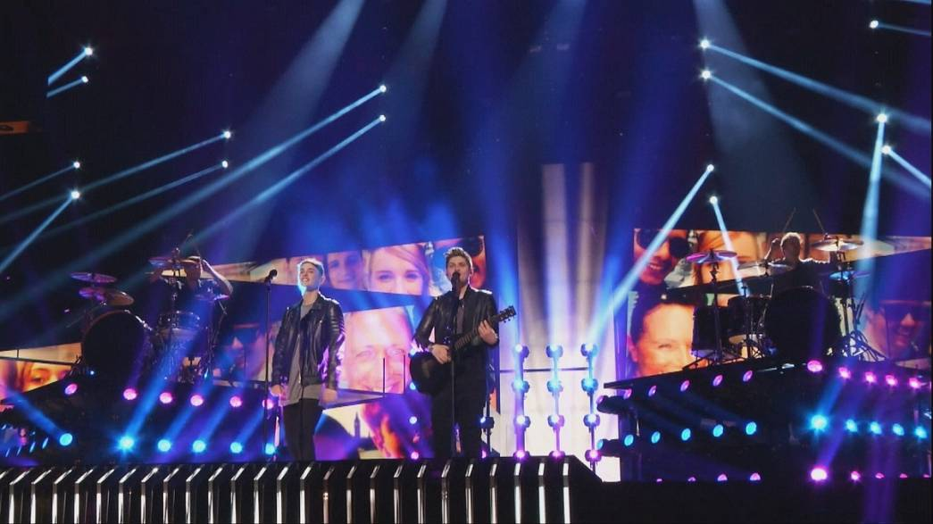 "Eurovision : les cinq ""Big Five"""