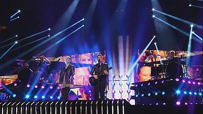 As canções dos cinco países automaticamente qualificados para o Festival Eurovisão