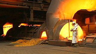 Alman Thyssenkrupp maden fiyatlarındaki gerileme yüzünden kâr tahminini düşürdü
