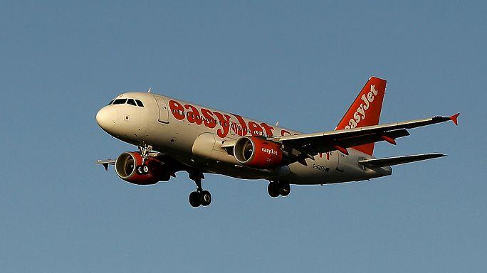 EasyJet отмечает рост спроса на авиабилеты